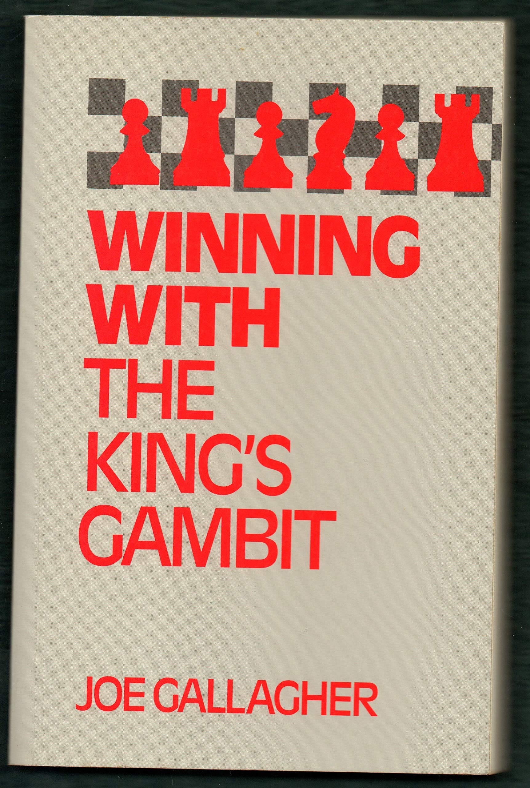 Winning With the King's Gambit, Batsford, ISBN 0-7134-6944-7