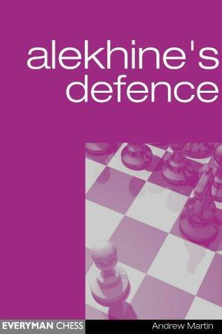 Alekhine's Defence, 2001