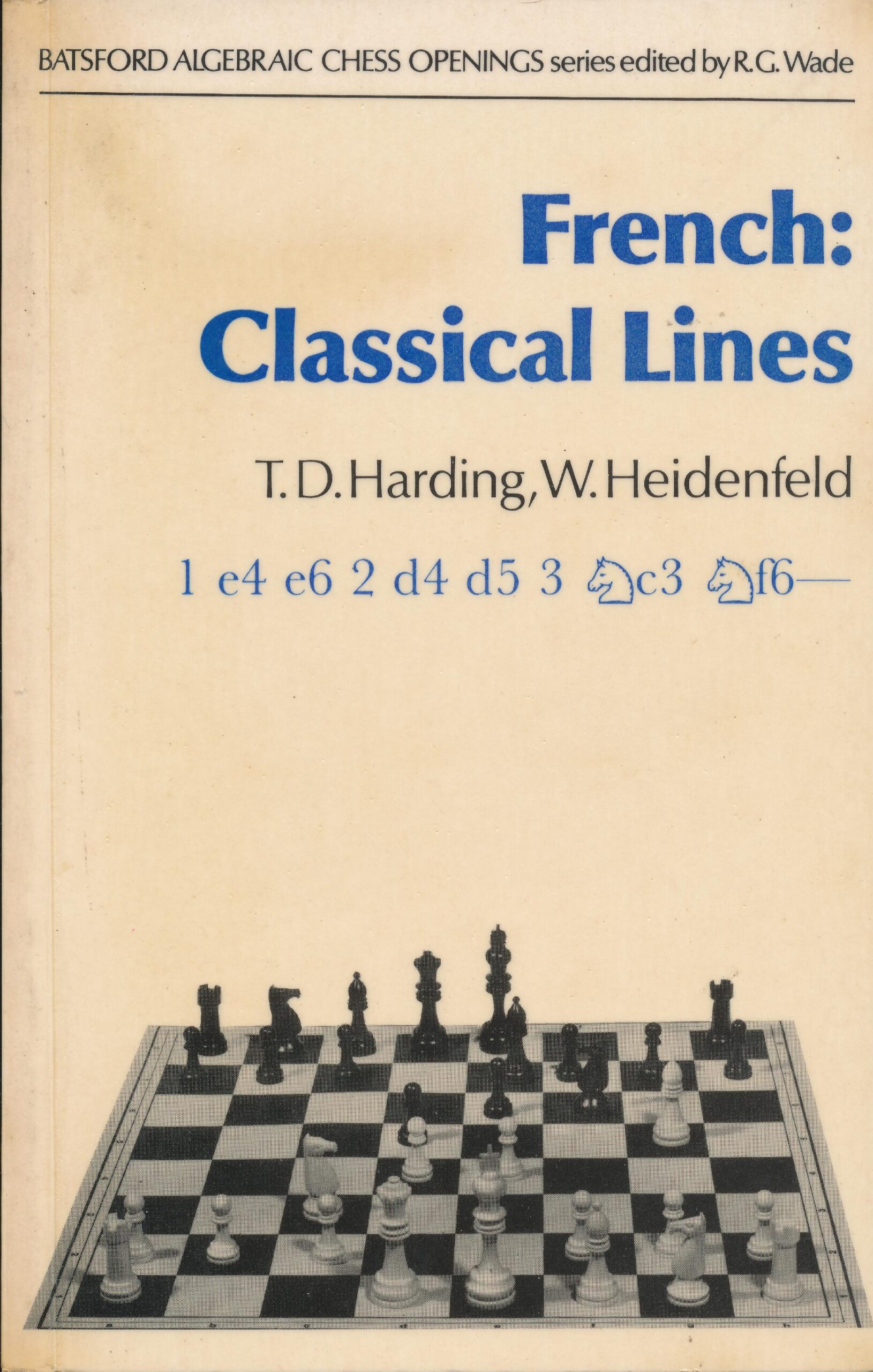 French: Classical Lines, Batsford, 1979