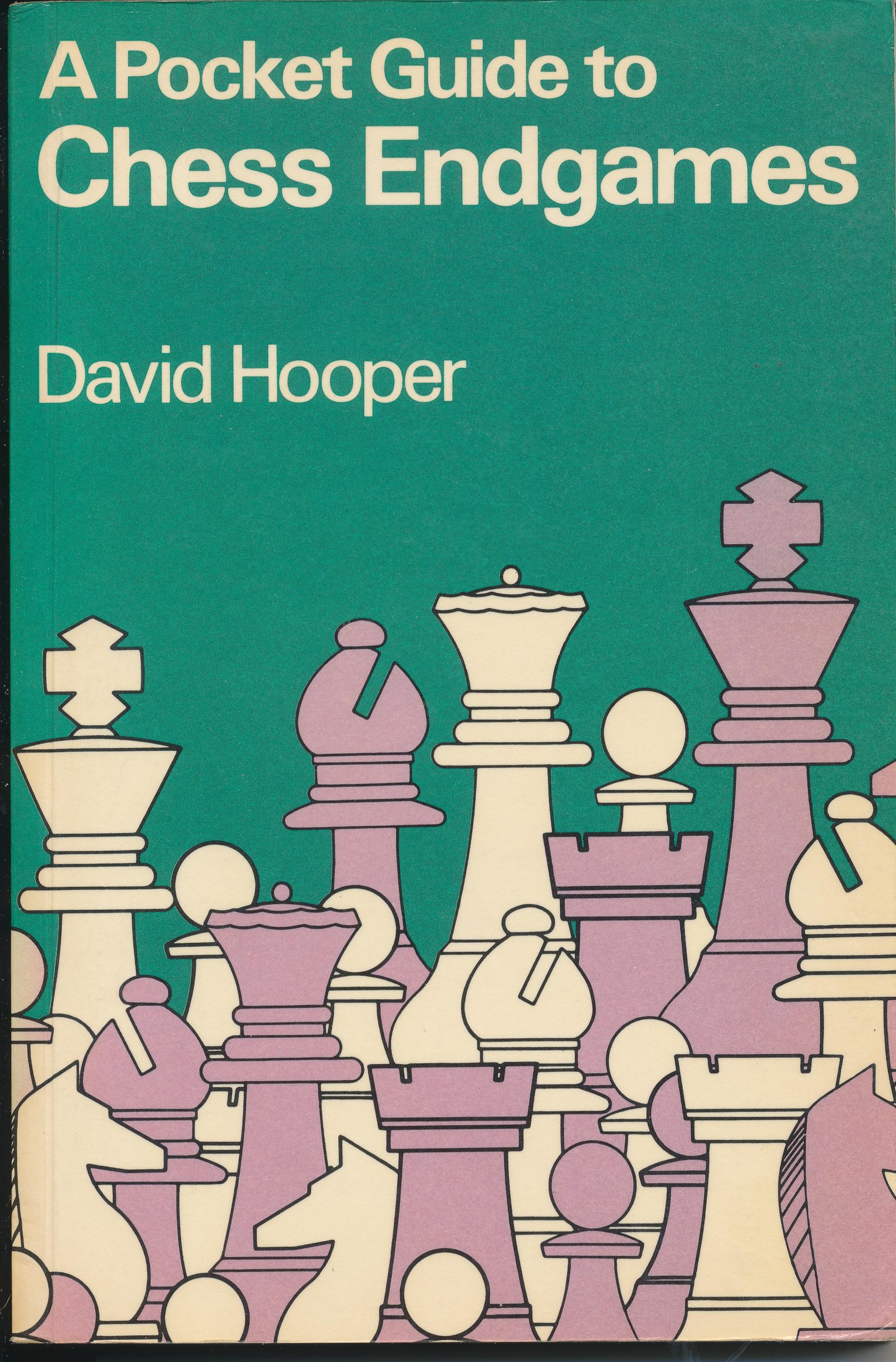 A Pocket Guide to Chess Endgames, David Hooper, Bell & Hyman Limited, London, 1970, ISBN 0 7135 1761 1