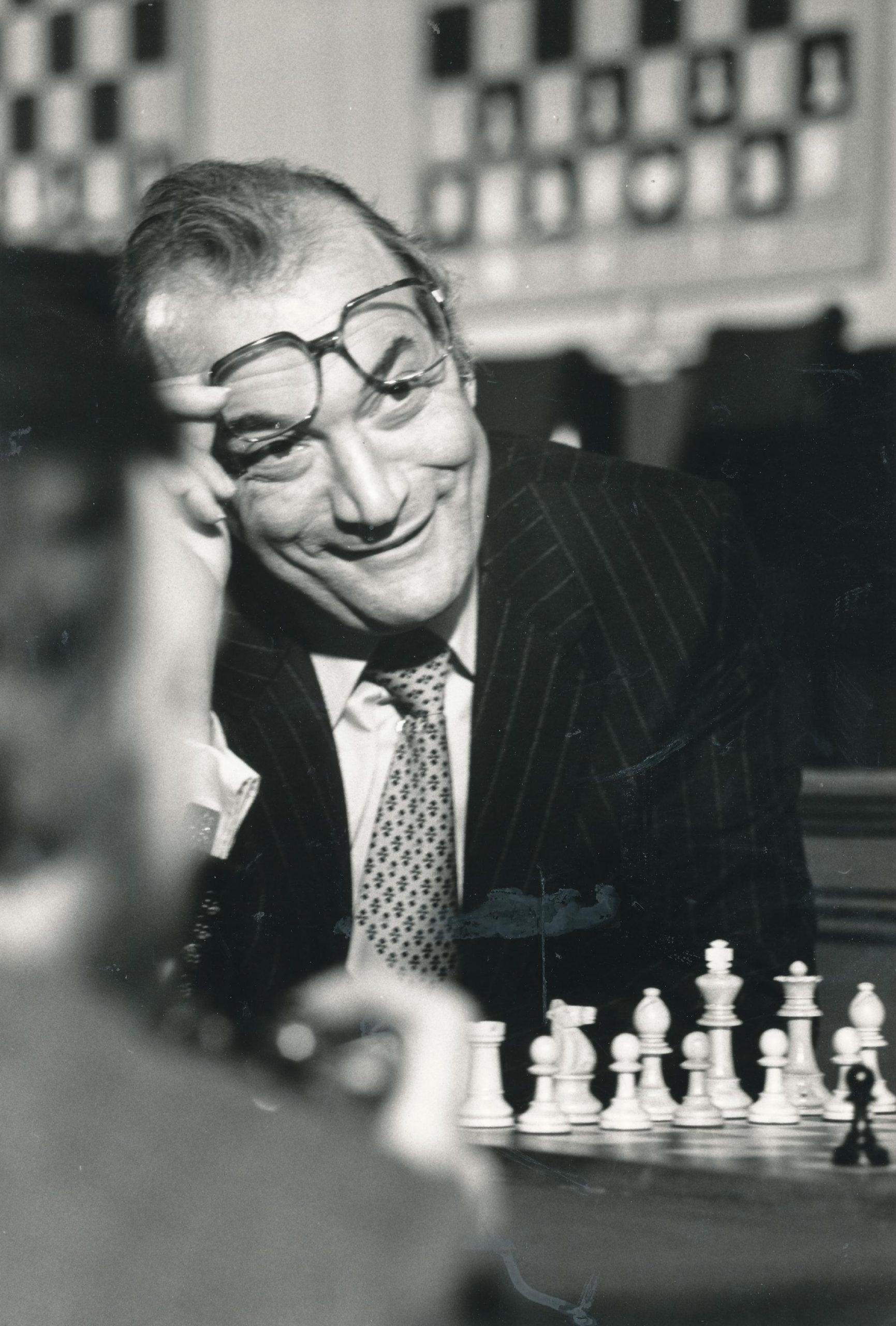 Viktor Lvovich Korchnoi