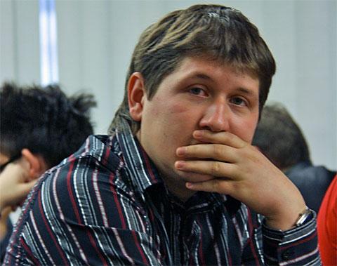 GM Dmitry Kryakvin