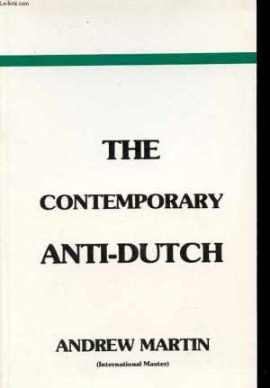 The Contemporary Anti-Dutch, 1990