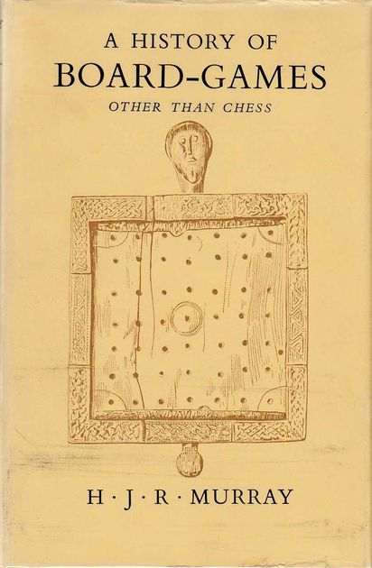 A History of Board Games other than Chess