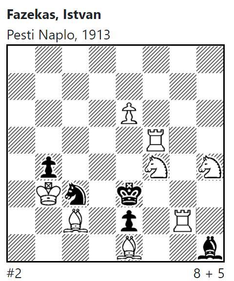 Fazekas, Istvan Pesti Naplo, 1913, Meson database PID: 190116