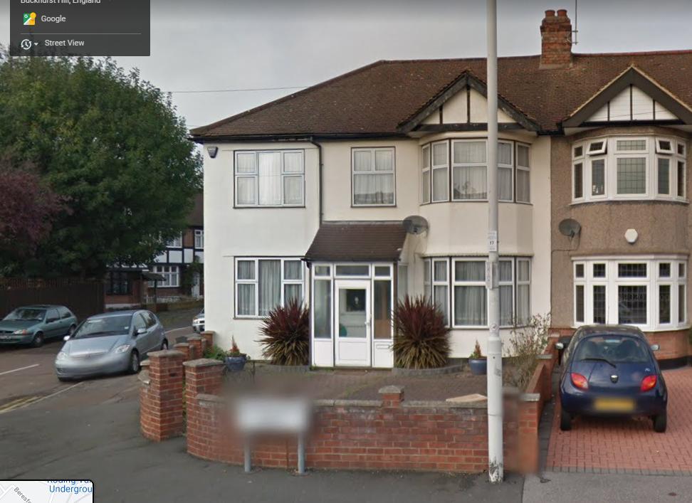 281, Buckhurst Way, Buckhurst Hill, Redbridge, Essex, IG9 6JB
