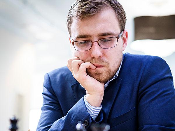 GM Yaroslav Zherebukh