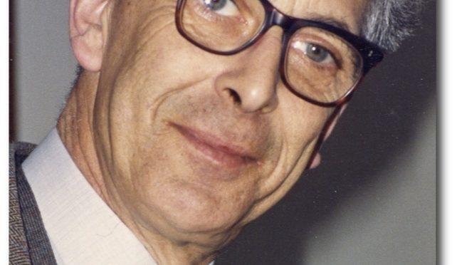 Death Anniversary of Robin Matthews (16-vi-1927 19-vi-1983)