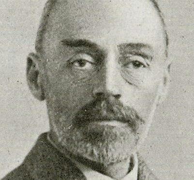 Death Anniversary of Godfrey Heathcote (20-vii-1870 24-iv-1952)