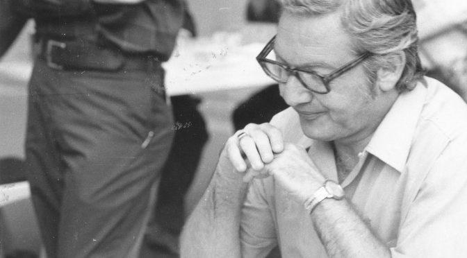 Death Anniversary of GM Daniel Yanofsky OC QC (25-iii-1925 05-iii-2000)