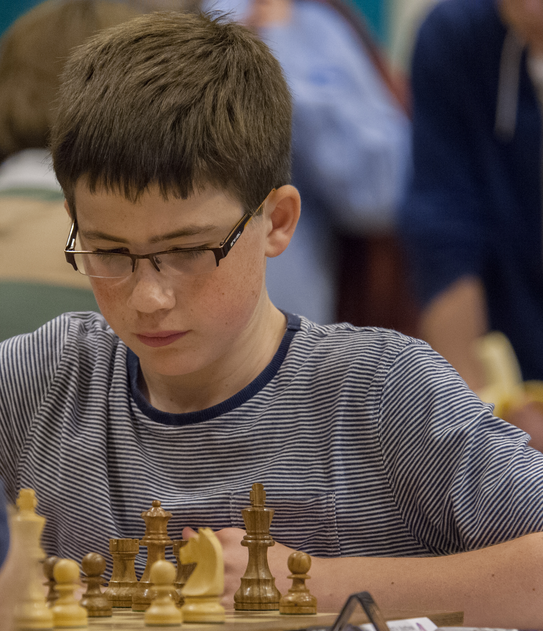 Matthew at the 2013 British Championships in Torquay