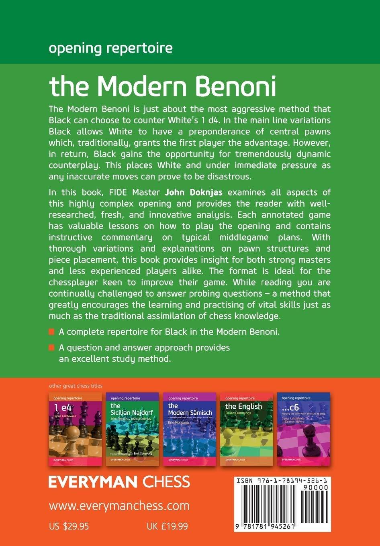 Opening Repertoire : Modern Benoni