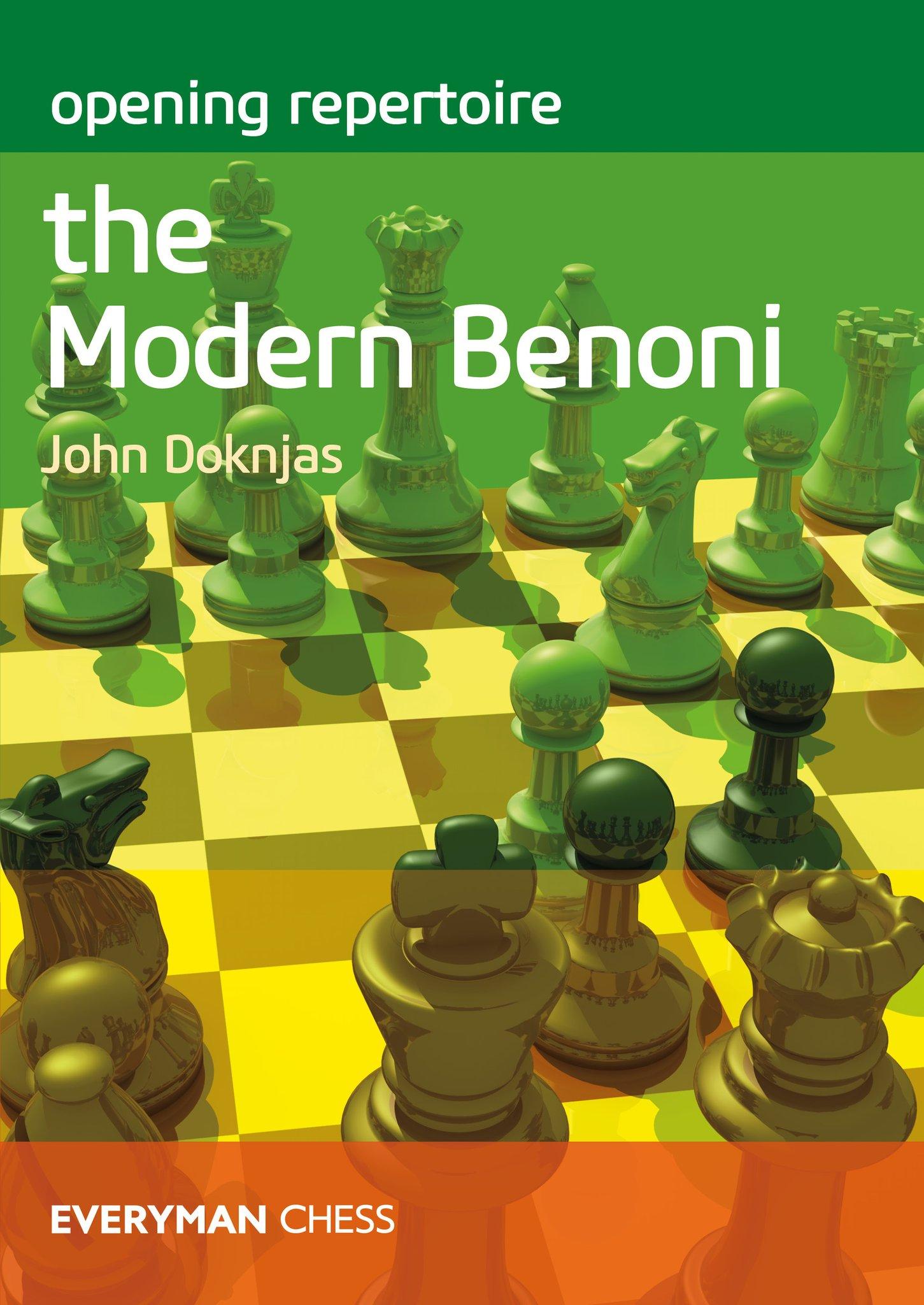 Opening Repertoire : The Modern Benoni