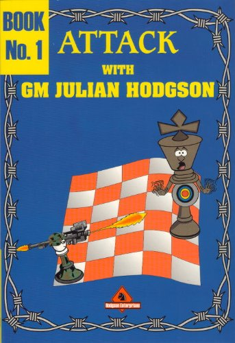 Attack with Julian Hodgson, Book No.1