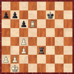 Topalov-Gelfand, Linares, 2010