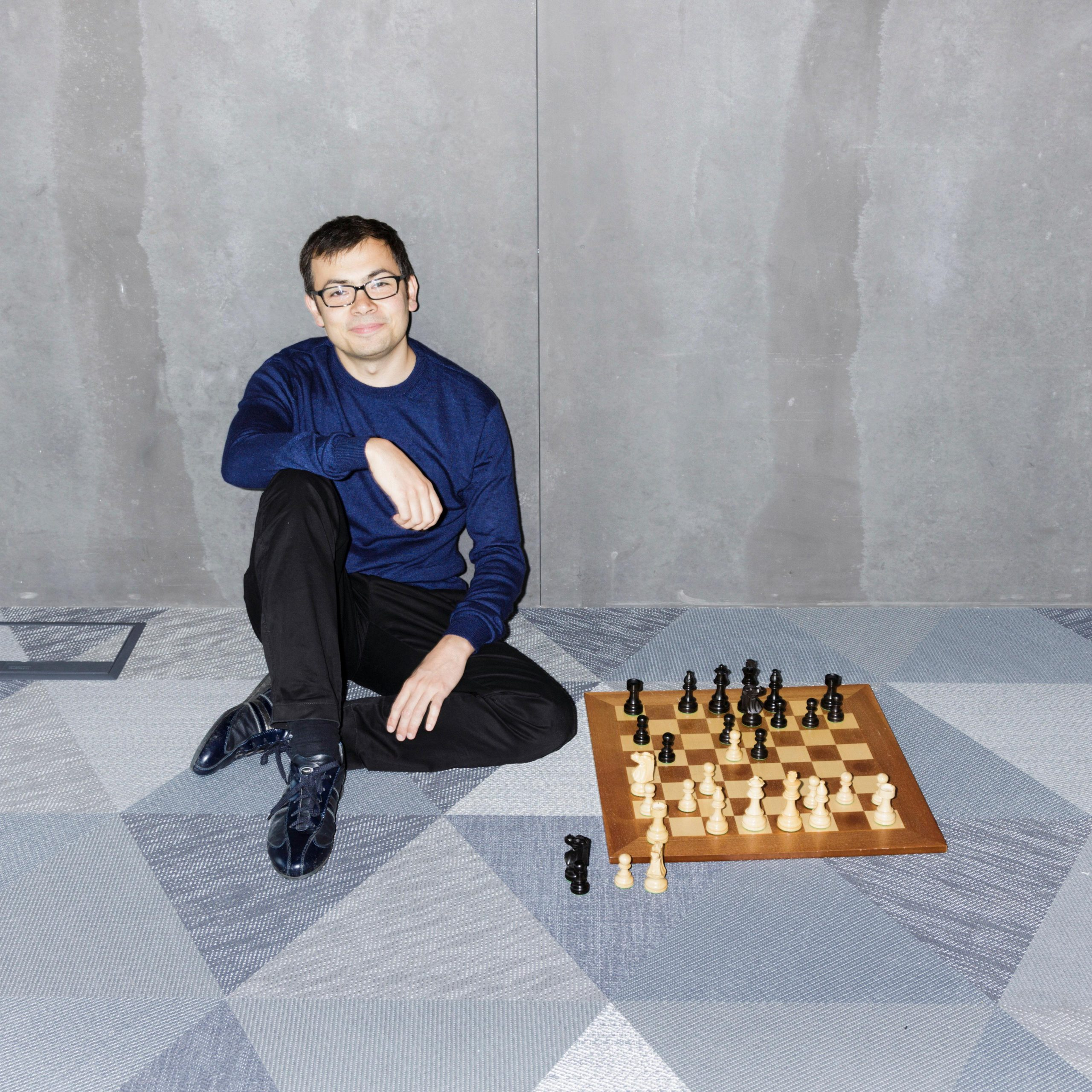 Demis Hassabis, IMMO KLINK/CONTOUR BY GETTY IMAGES