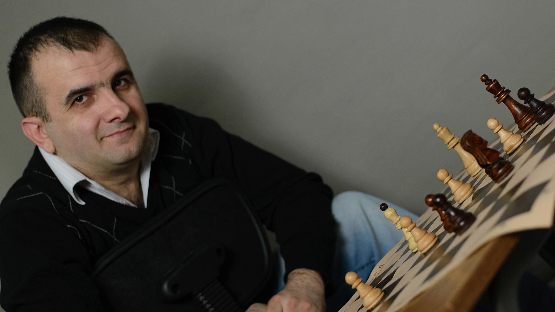 FM Boroljub Zlatanovic