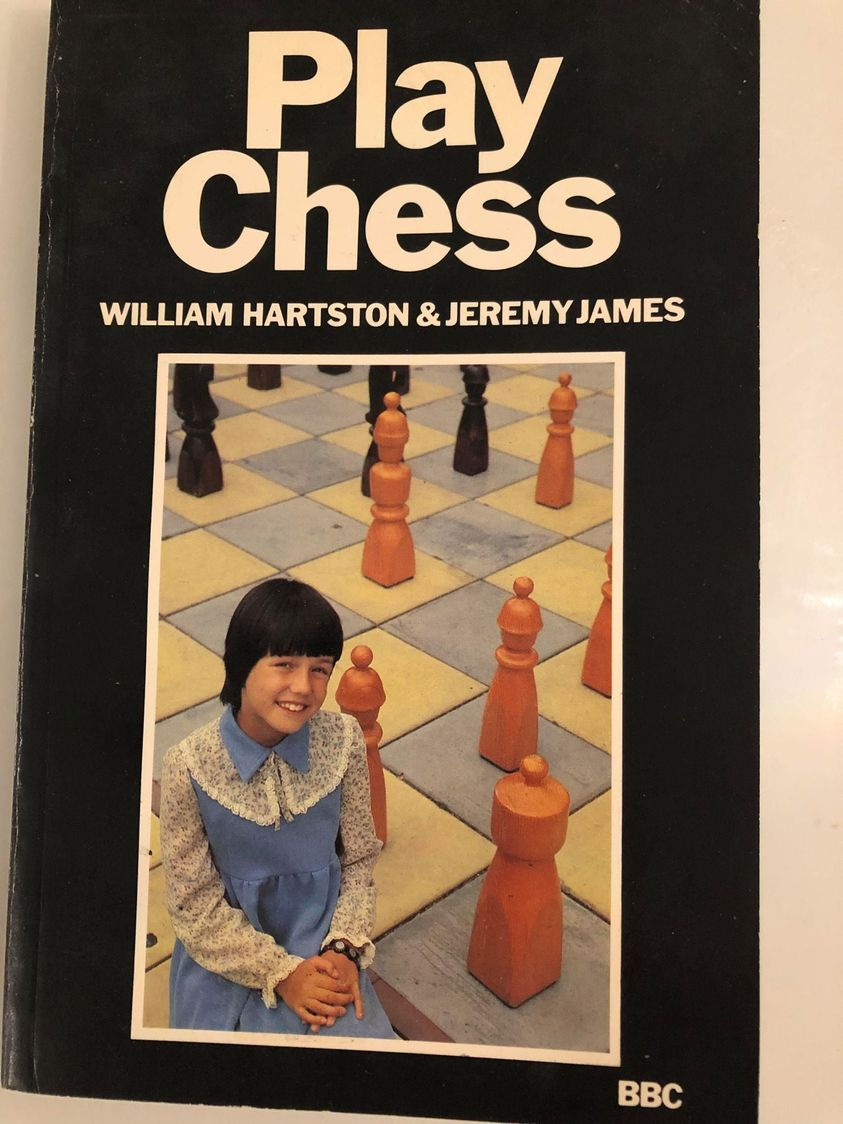 Play Chess, Hartston & Jeremy James, BBC, 1980