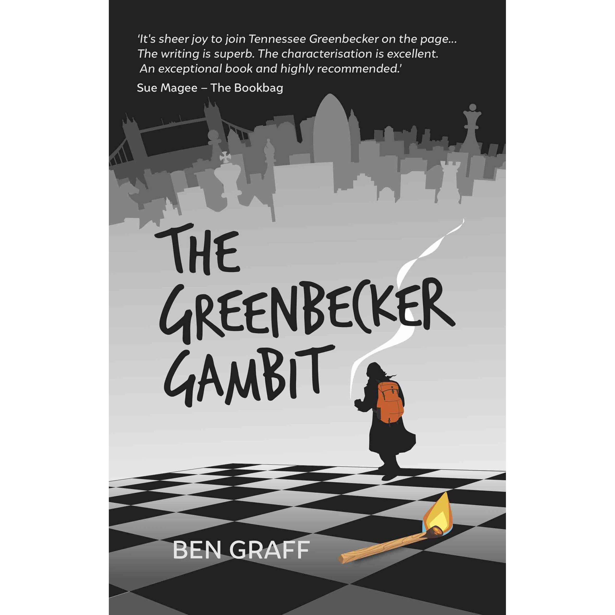 The Greenbecker Gambit, Ben Graff, The Conrad Press, 2020, 1913567028