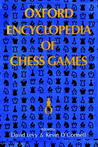 Oxford Encyclopedia of Chess Games, OUP, 2009