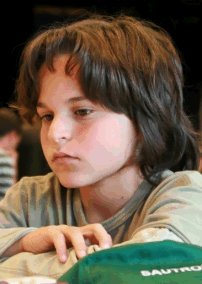 Ezra Kirk, Sautron, 2007, Courtesy of Dominique Primel / Chessbase