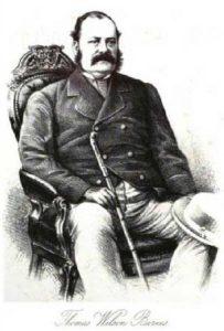 Thomas Wilson Barnes (1825 10-viii-1874)