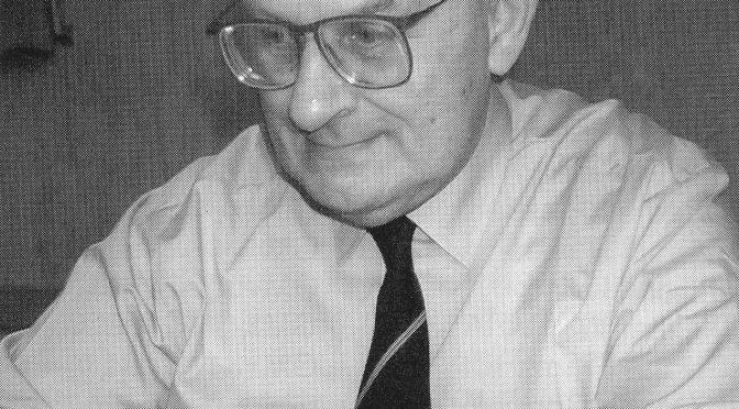 Death Anniversary of FM John Littlewood (25-v-1931 16-ix-2009)