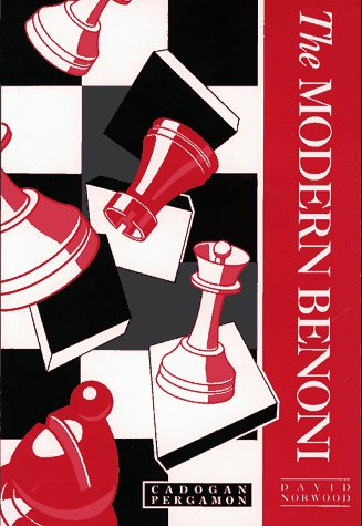 The Modern Benoni, David Norwood, Cadogan, 1994