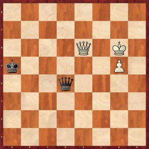 Botvinnik-Minev Move 60