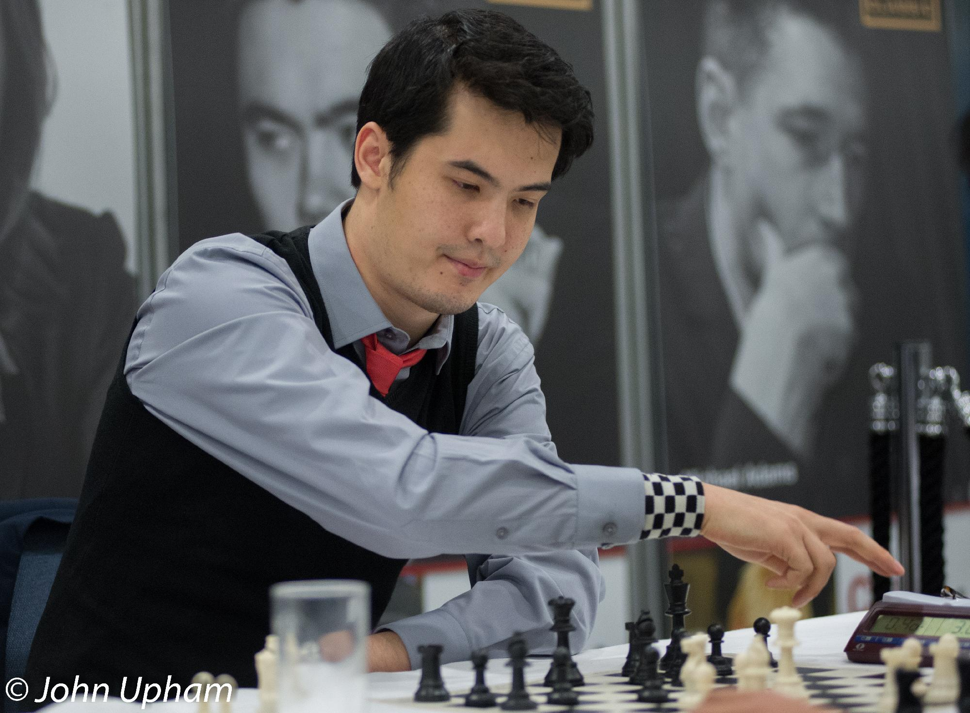 David Howell, London Chess Classic, 2013, courtesy of John Upham Photography