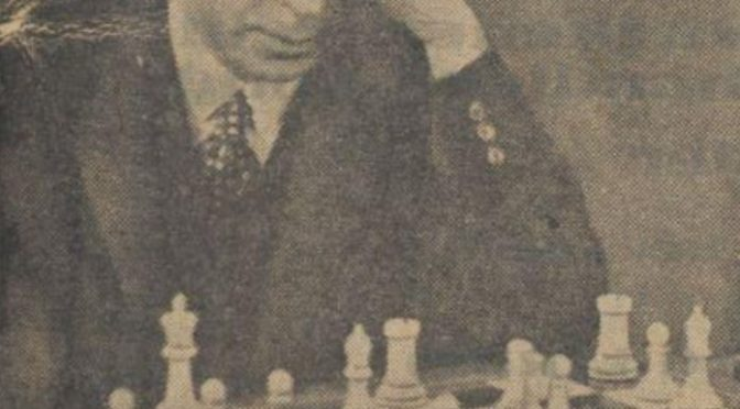 Death Anniversary of Edward Sergeant OBE (3-xii-1881 16-xi-1961)