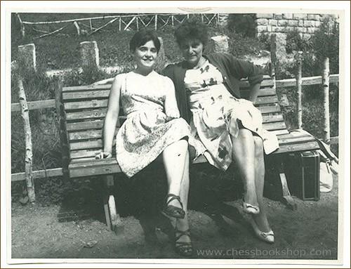 Jana Malypetrova and Inna Vesela, Harrachov 1963