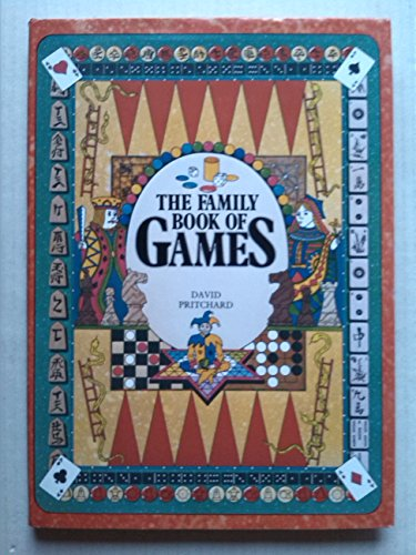 The Family Book of Games, DB Prichard, Brockhampton Press, 1994
