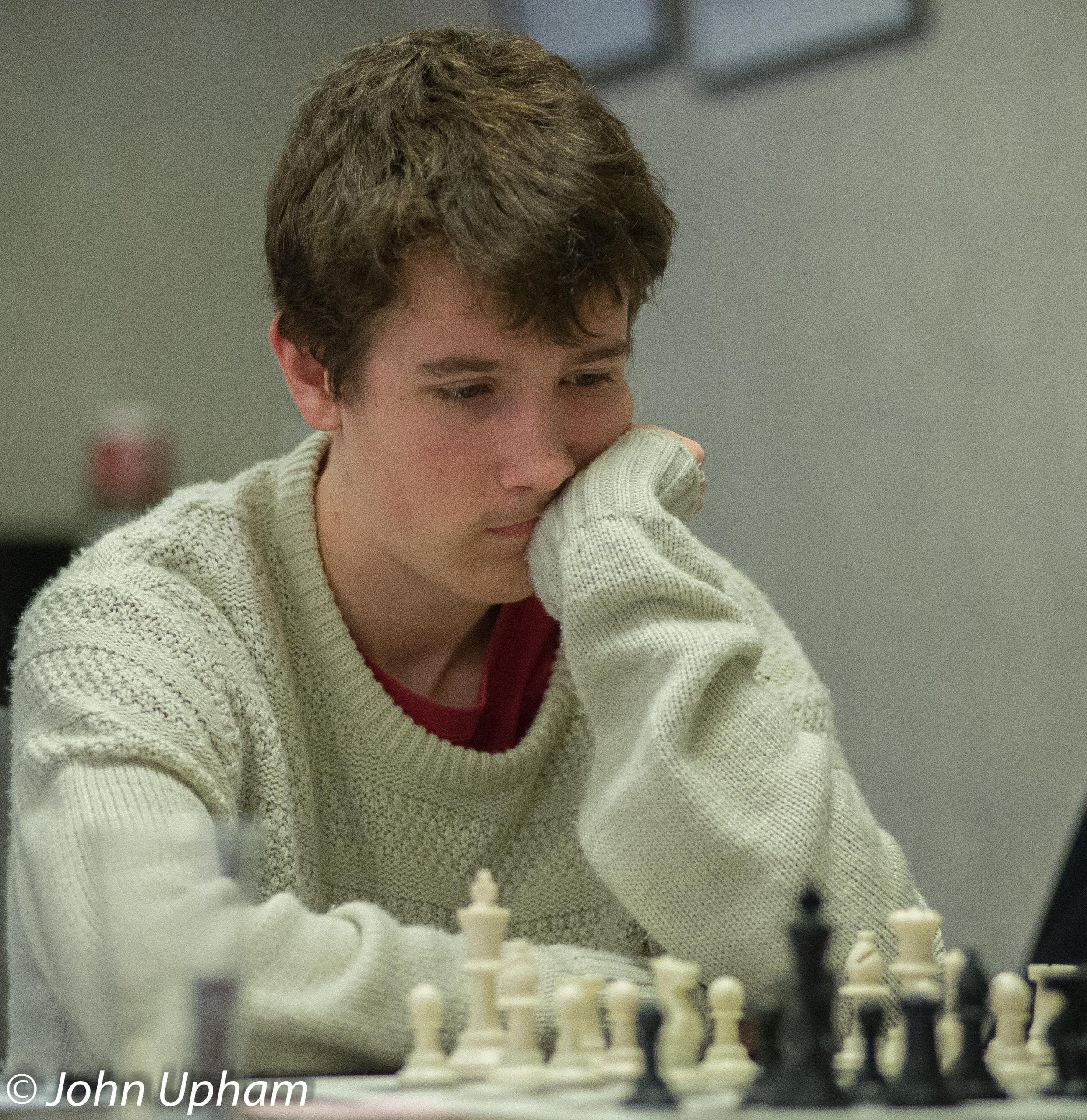 Peter Batchelor, 4NCL Final weekend, 2014, Courtesy of John Upham Photography