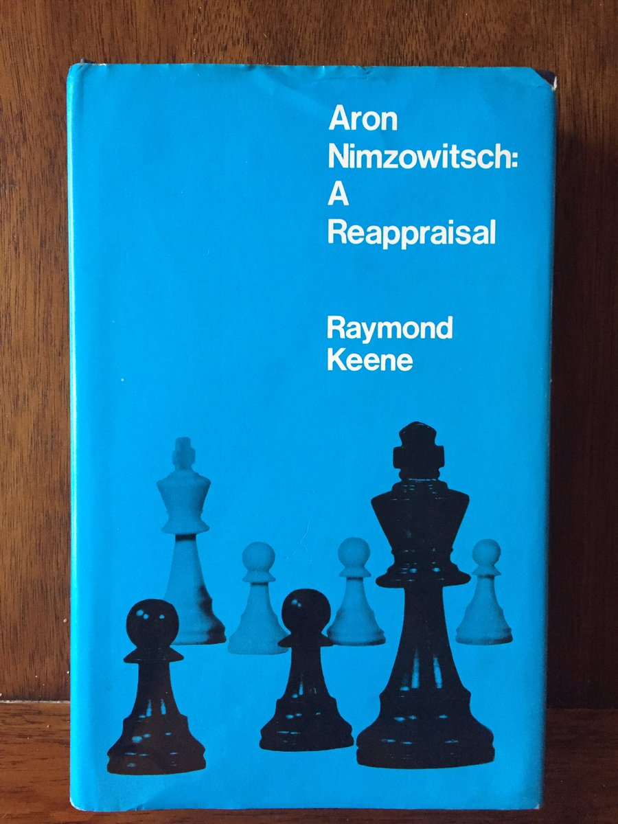 Aron Nimzowitsch: A Reappraisal, RD Keene, George Bell & Sons, 1974