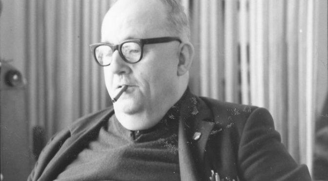 Death Anniversary of William Ritson Morry (05-ix-1910 08-i-1994)