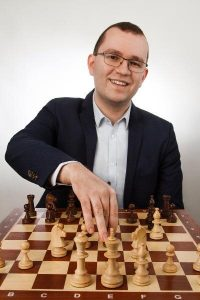 GM Wojciech Moranda, Photo courtesy of GM Moranda