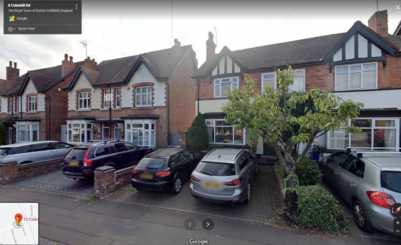 Lyndon, Coleshill Road, Sutton Coldfield, Warwickshire