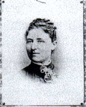 Edith Baird (née Winter-Wood)