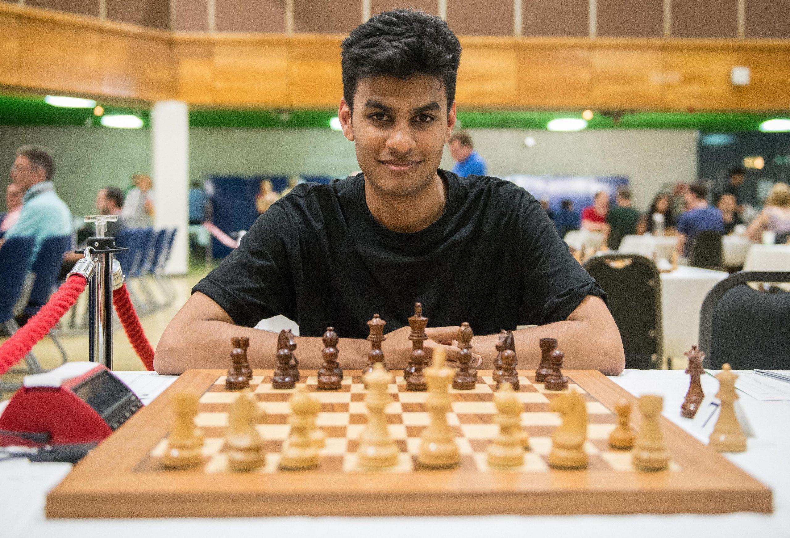 IM Ravi Haria, 2019 British Championships, Torquay