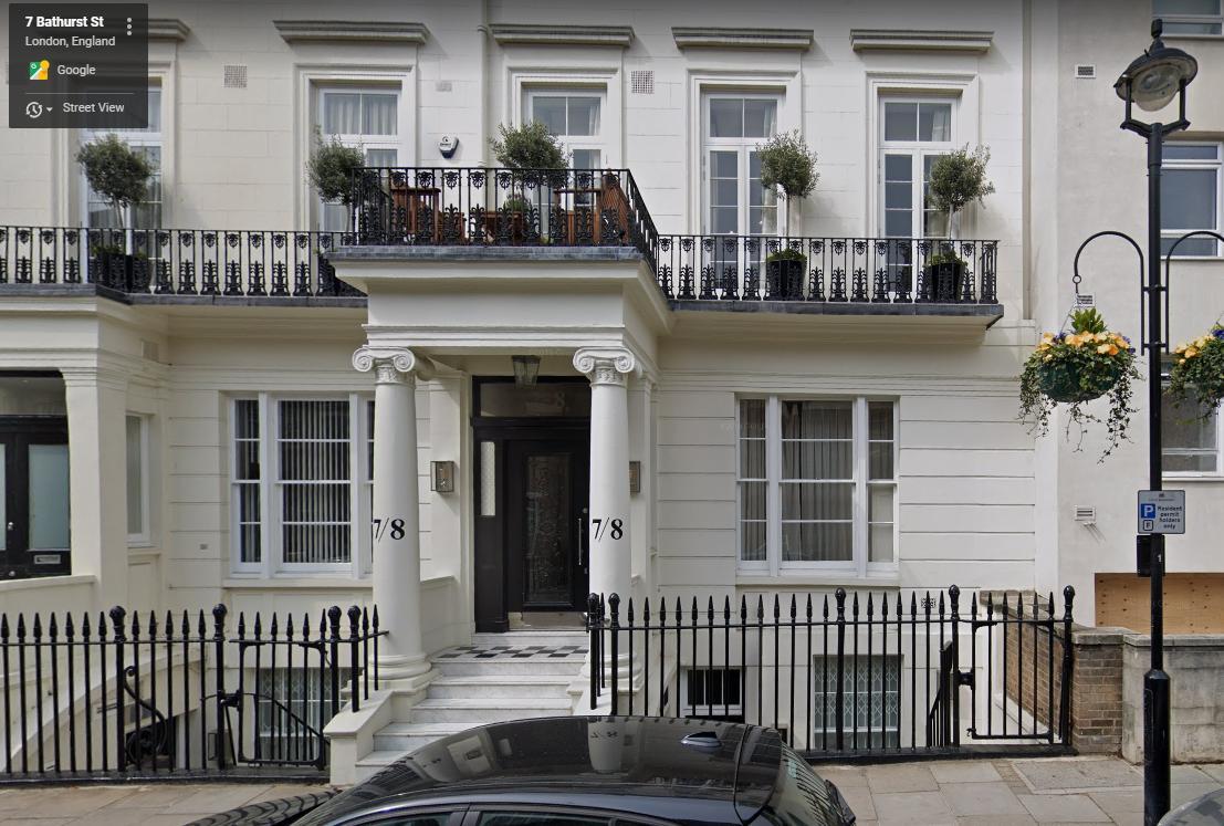 7-8, Bathurst Street, London, W2