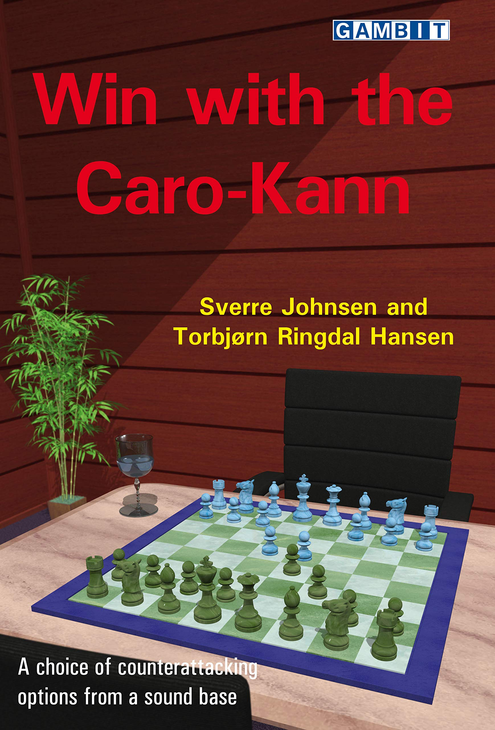 Win with the Caro-Kann, Sverre Johnsen and Torbjørn Ringdal Hansen, Gambit Publications, March 4th 2021, ISBN 1911465678