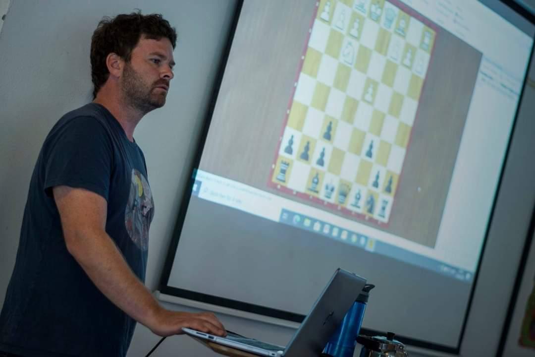 Grandmaster Torbjørn Ringdal Hansen