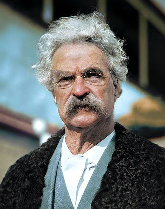 Samuel Langhorne Clemens (aka Mark Twain)