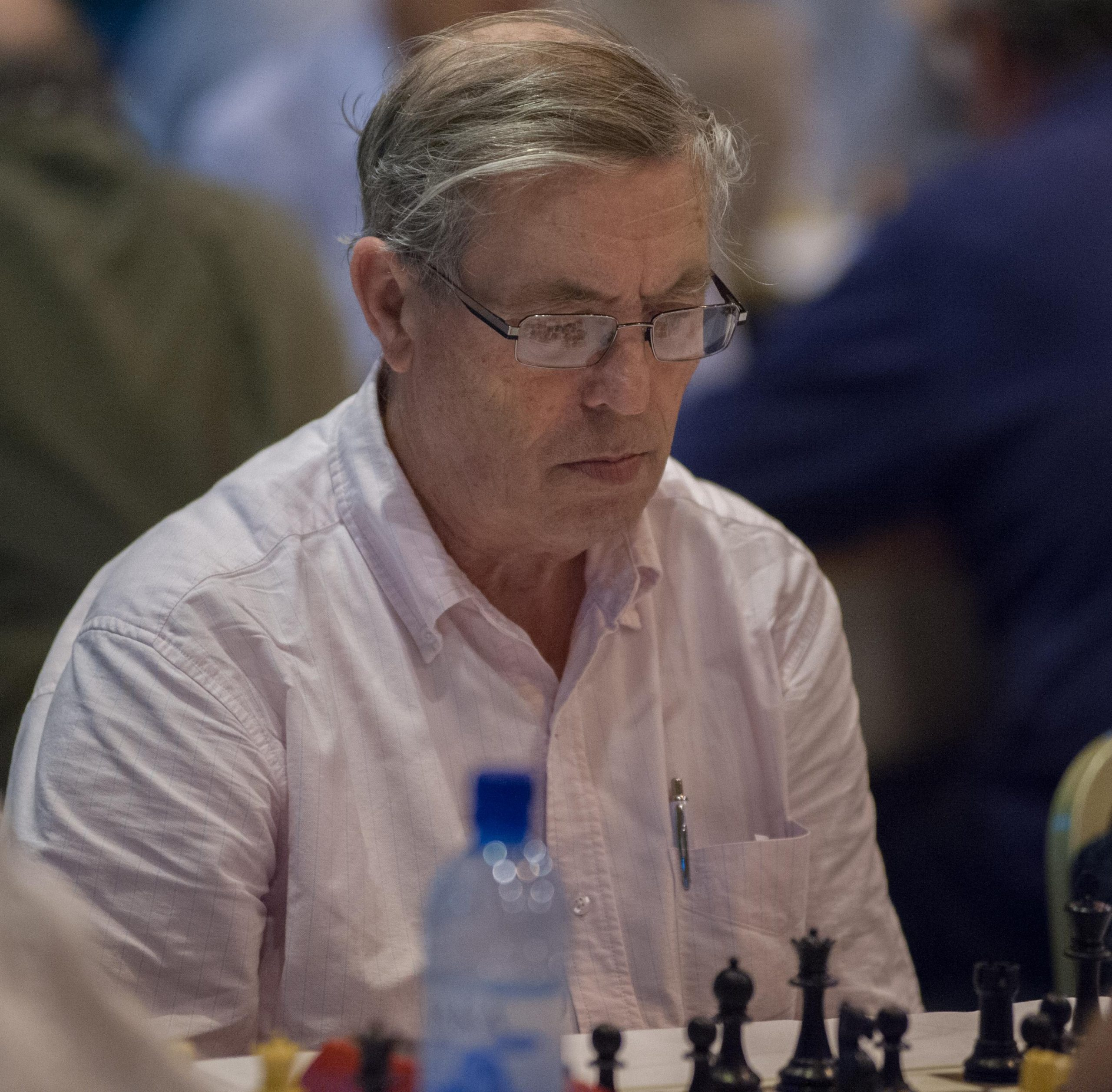 David Levens, British Championships, Torquay, 2013, Round 11