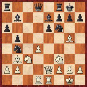 Andersson-Karpov Nykoping rapid 1995 Move 13