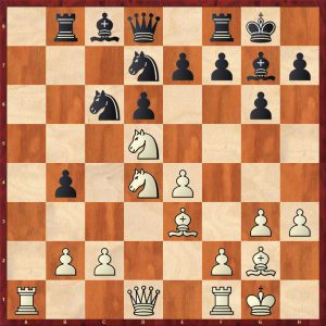 Georgiev-Janev Elgoibar 2001 Move 15