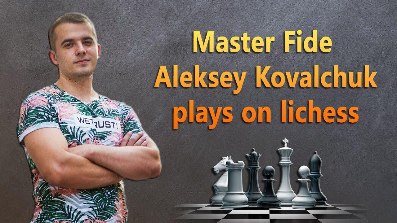 FM Alexey Kovalchuk
