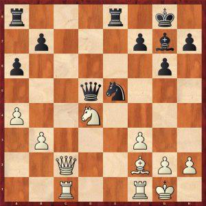 Akopian-Kasparov Bled 2002 Move 19