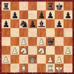 Beshukov-Tiviakov Saint Vincent 2000 Finish